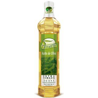 Aceite de Oliva Extra Virgen Suave Olivetto 500 ml