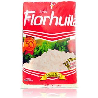 Arroz Blanco Florhuila 5000 g