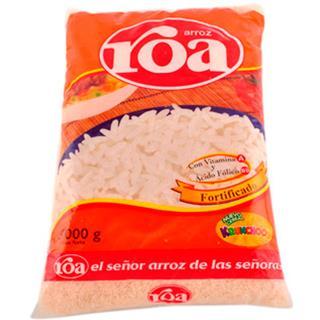 Arroz Blanco Fortificado Roa 5000 g