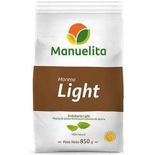 Azúcar Morena Dietética con Estevia Manuelita 850 g