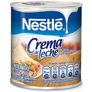 Crema de Leche Nestlé 295 g