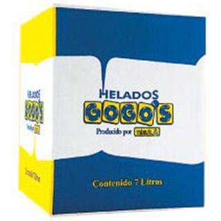 Helado de Vainilla Mimo's 3452 g
