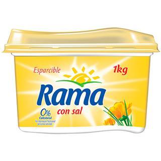 Mantequilla con Sal Rama 1000 g