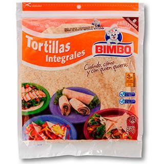 Tortillas Integrales Bimbo 250 g