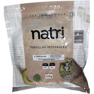 Tortillas Integrales Natri 250 g