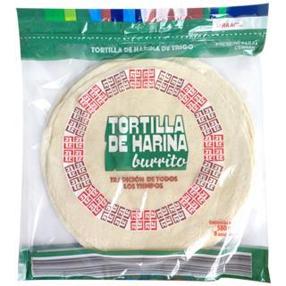 Tortillas para Burritos de Justo & Bueno 580 g