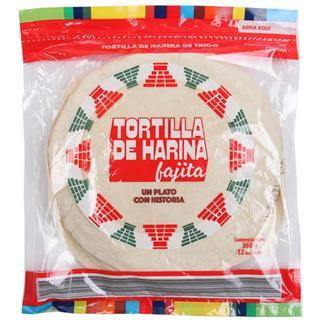 Tortillas para Fajitas de Justo & Bueno 360 g