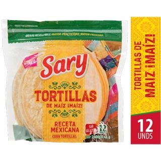 Tortillas Sary 480 g
