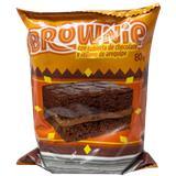 Brownies con Chocolates Recubiertos con Chocolate de Justo & Bueno 80 g en Justo & Bueno