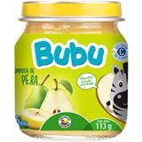 Compota de Pera Bubu 113 g en Ara