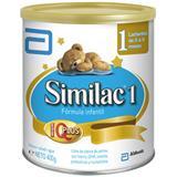 Fórmula Láctea en Polvo Infantil 0 a 6 Meses Similac 400 g en Éxito