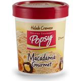 Helado de Macadamia Gourmet Popsy 600 g en Éxito