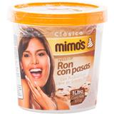 Helado de Ron con Pasas Mimo's 615 g en Jumbo