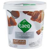 Helado Dietético con Sabor a Chocolate Taeq 600 g en Éxito