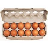 Huevos AA Rojos de Justo & Bueno 12 unidades en Justo & Bueno