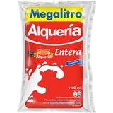 Leche Larga Vida Entera Alquería 1100 ml en Ara