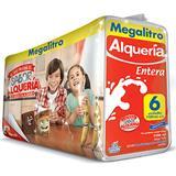 Leche Larga Vida Entera Alquería 6600 ml en Ara