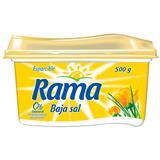 Mantequilla con Sal Baja Sal Rama 500 g en Carulla
