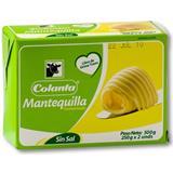 Mantequilla sin Sal Colanta 500 g en Carulla