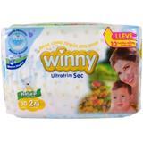 Pañales Etapa 2 Winny 30 unidades en Ara