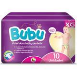 Pañales Etapa 4 Bubu 10 unidades en Ara