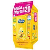 Paños Húmedos para Bebé Karité Pequeñín 120 unidades en Éxito