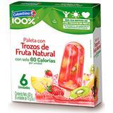 Paleta con Trozos de Frutas Colombina 420 g en Éxito