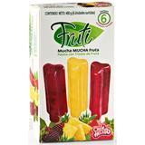 Paleta con Trozos de Frutas Crem Helado 480 g en Éxito