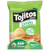 Papas Fritas de Limón Tojitos 115 g en Ara
