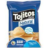 Papas Fritas Naturales Tojitos 115 g en Ara