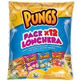 Pasabocas Surtidos Pungs 302 g en Ara