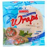 Tortillas Wraps Bimbo 580 g en Jumbo