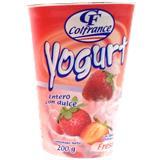 Yogur con Sabor a Fresa Colfrance 200 g en Justo & Bueno
